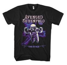 T-Shirt unisex Avenged Sevenfold. Polarised Astronaut