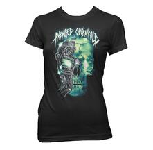 T-Shirt donna Avenged Sevenfold. Turbo Skull