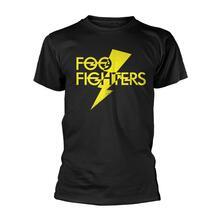 T-Shirt Unisex Tg. 2XL Foo Fighters. Lightning Strike