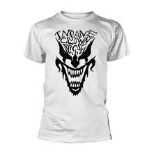 T-Shirt Unisex Tg. L Insane Clown Posse. Face