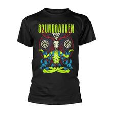 T-Shirt Unisex Tg. M Soundgarden. Antlers