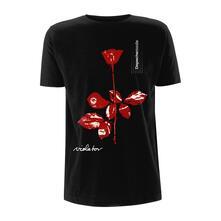 T-Shirt Unisex Tg. L Depeche Mode. Violator