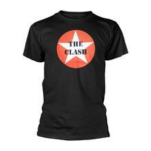 T-Shirt Unisex Clash. Star Badge. Taglia M