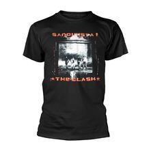 T-Shirt Unisex Clash. Sandinista!. Taglia 2XL