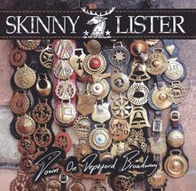 Down on Deptford Broadway (Orange Coloured Vinyl) - Vinile LP di Skinny Lister