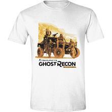 T-Shirt Unisex Ghost Recon. Wildlands. Ghosts