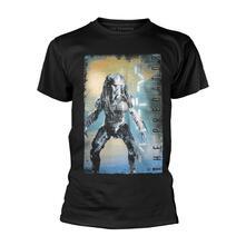 T-Shirt Unisex Tg. XL. Predator: Tech Poster