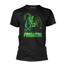 T-Shirt Unisex Tg. M. Predator: Green Linear