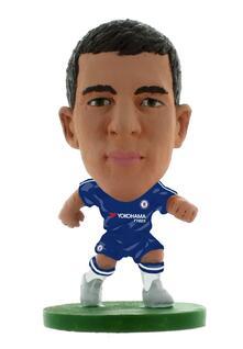 Soccerstarz. Chelsea Eden Hazard. Home Kit2019 Version