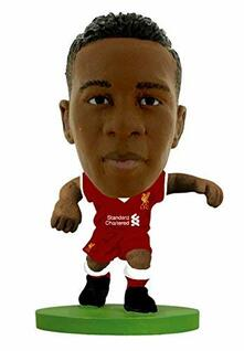 Soccerstarz. Liverpool Nathaniel Clyne. Home Kit 2018 Ver