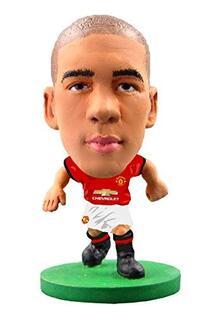 Soccerstarz. Man Utd Chris Smalling. Home Kit 2018 Versio