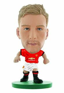 Soccerstarz. Man Utd Luke Shaw. Home Kit 2018 Version /F