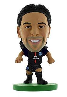 Soccerstarz. Paris St Germain Javier Pastore Home Kit