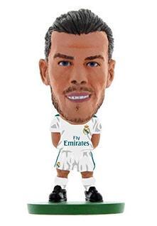 Soccerstarz. Real Madrid Gareth Bale. Home Kit 2018 Versi