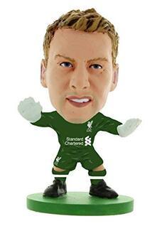 Soccerstarz. Liverpool Simon Mignolet Home Kit 2018 Version