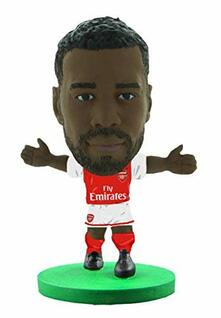 Soccerstarz. Arsenal Alexandre Lacazette Home Kit 2018 Version