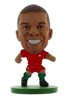 Pepe Home Kit Soccerstarz. Portugal Kleper Laveran