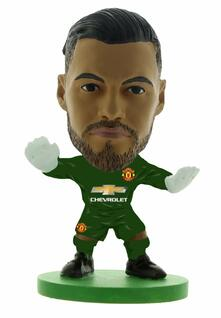 Soccerstarz. Man Utd Sergio Romero. Home Kit2019 Version