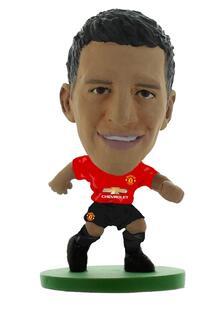 Soccerstarz. Man Utd Alexis Sanchez. Home Kit2019 Version