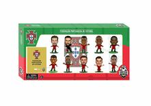 Soccerstarz. Portugal 10 Player Team Pack 2018 Edition
