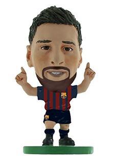 Soccerstarz. Barcelona Lionel Messi With Beard Home Kit