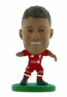 Soccerstarz. Liverpool Alex Oxlade-Chamberlain Home Kit2019 Version