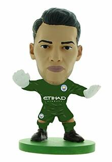 Soccerstarz. Man City Ederson. Home Kit2019 Version