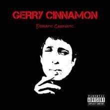 Erratic Cinematic (Limited Red Coloured Vinyl Edition) - Vinile LP di Gerry Cinnamon