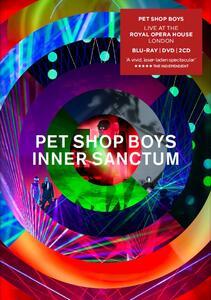 Inner Sanctum - CD Audio + DVD + Blu-ray Audio di Pet Shop Boys