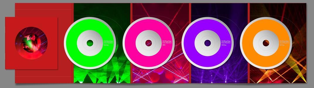Inner Sanctum - CD Audio + DVD + Blu-ray Audio di Pet Shop Boys - 5