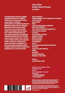 Inner Sanctum - CD Audio + DVD + Blu-ray Audio di Pet Shop Boys - 8