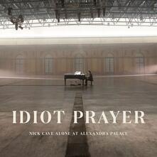 Idiot Prayer. Nick Cave Alone at Alexandra Palace - CD Audio di Nick Cave