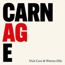 Carnage - CD Audio di Nick Cave,Warren Ellis