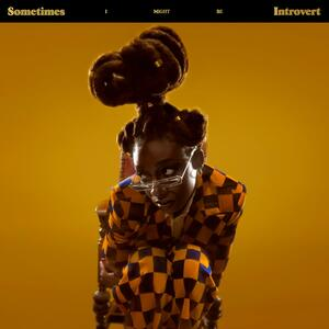 Vinile Sometimes I Might Be Introvert (Milky Clear Vinyl) Little Simz
