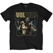 T-Shirt Unisex Tg. XL Volbeat. Seal The Deal
