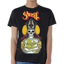 T-Shirt Unisex Tg. L Ghost. Blood Ceremony