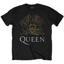 T-Shirt Unisex Tg. XL Queen. Crest