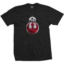 T-Shirt Unisex Tg. 2XL. Star Wars Episode VIII Bb-8 Resistance