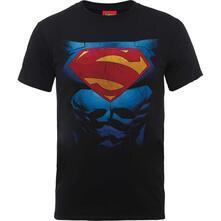 T-Shirt Unisex Tg. 2XL Dc Comics. Superman Pectacular Logo