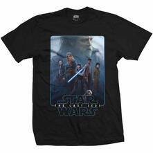 T-Shirt Unisex Tg. L Star Wars Episode VIII. The Force Composite