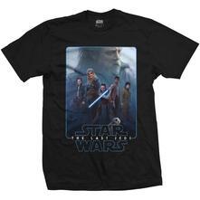 T-Shirt Unisex Tg. XL Star Wars Episode VIII. The Force Composite