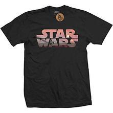 T-Shirt Unisex Star Wars. Tatooine Logo. Taglia L