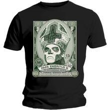 T-Shirt Unisex Tg. M Ghost. Papa Cash