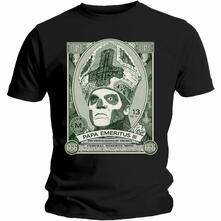 T-Shirt Unisex Tg. L Ghost. Papa Cash