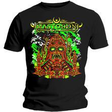 T-Shirt Unisex Tg. 2XL Mastodon. Emperor Of God