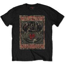 T-Shirt Unisex Tg. M. Tom Petty & The Heartbreakers: Mojo Tour