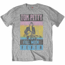 T-Shirt Unisex Tg. L. Tom Petty & The Heartbreakers: Full Moon Fever