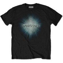 T-Shirt Unisex Tg. S Evanescence - Shine