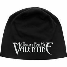 Berretto Bullet For My Valentine. Logo Discharge Print