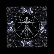 Ghost Bandanna: Vitruvian Ghost